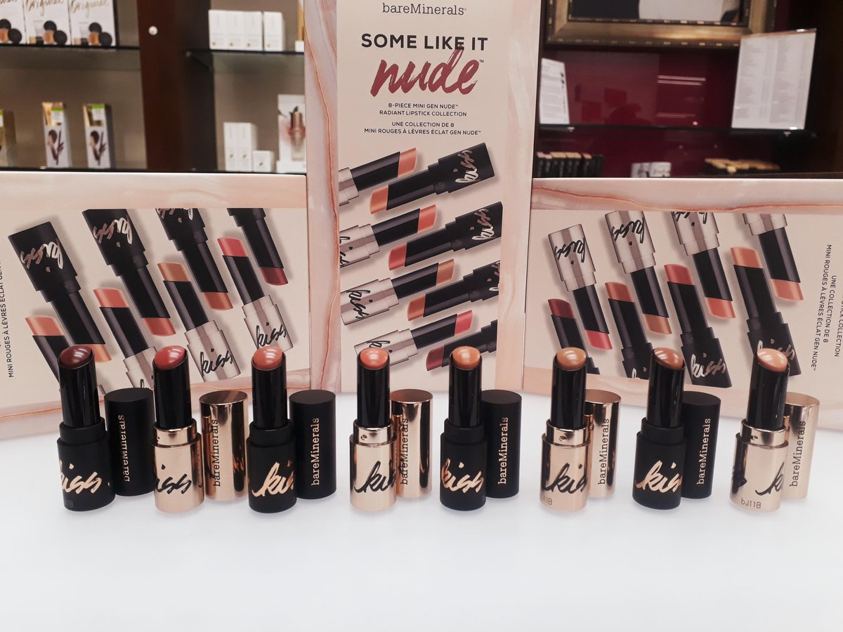 Intu potteries on twitter debenhams exclusive the some like the some like it nudes lip set by baremineralsuk makes the perfect gift at only 27 perfect for birthdays valentines day mothers day and easter negle Gallery