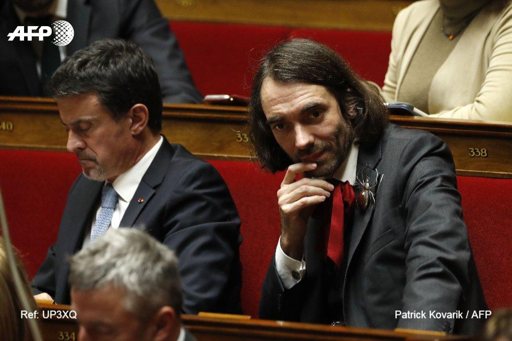 Agence France-Presse's photo on Villani