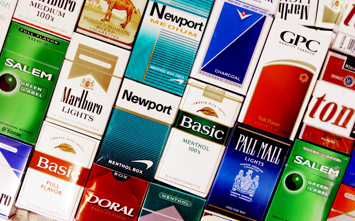 How much do Sobranie cigarettes cost in Hawaii