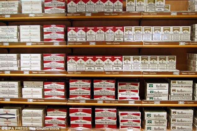 Cigarettes Marlboro expensive Canada