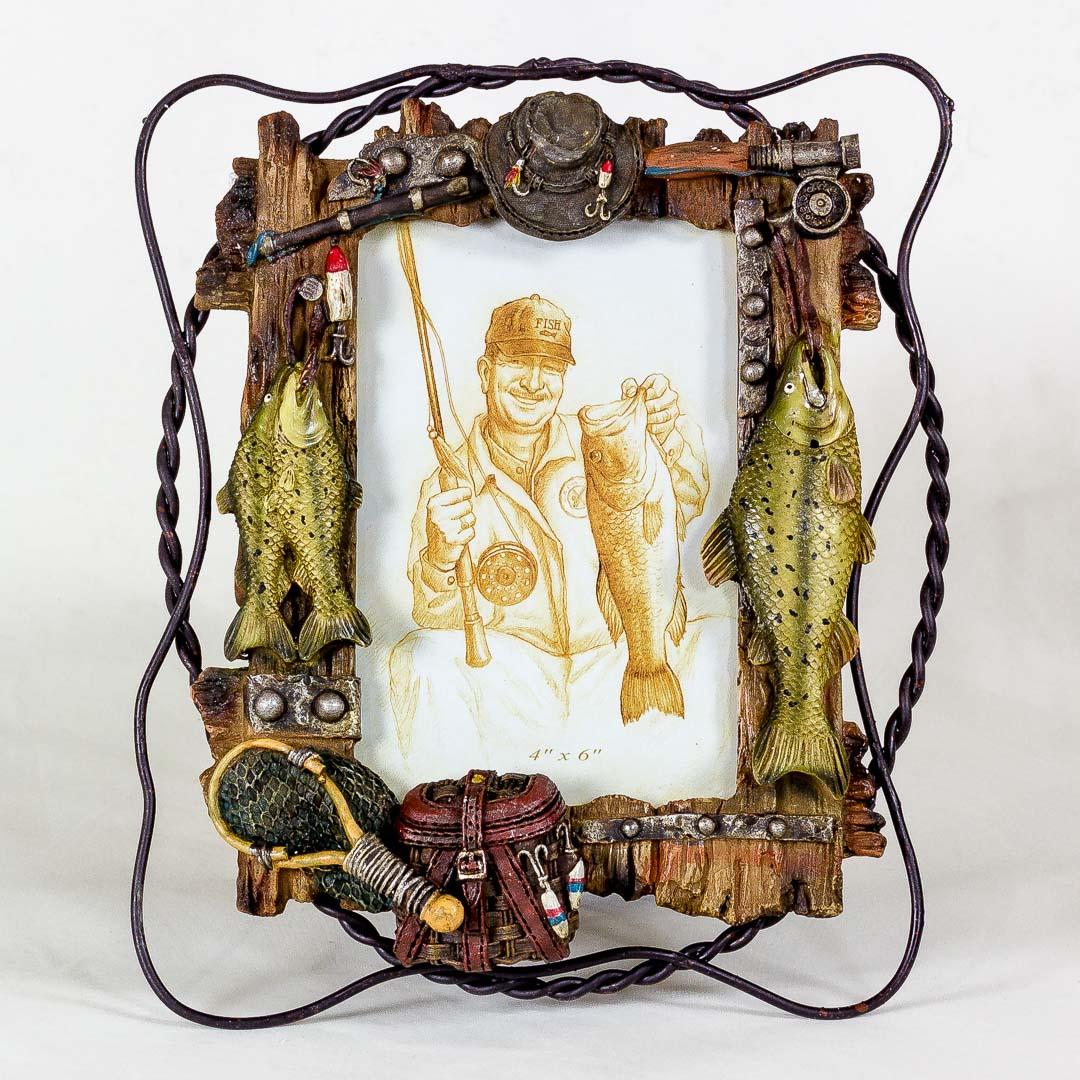Фоторамки для охотников и рыболовов