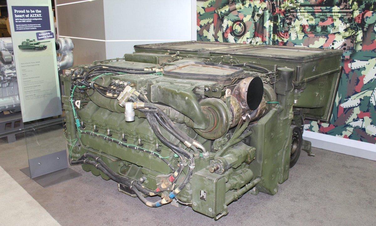 altay ana muharebe tankı güç grubu ile ilgili görsel sonucu