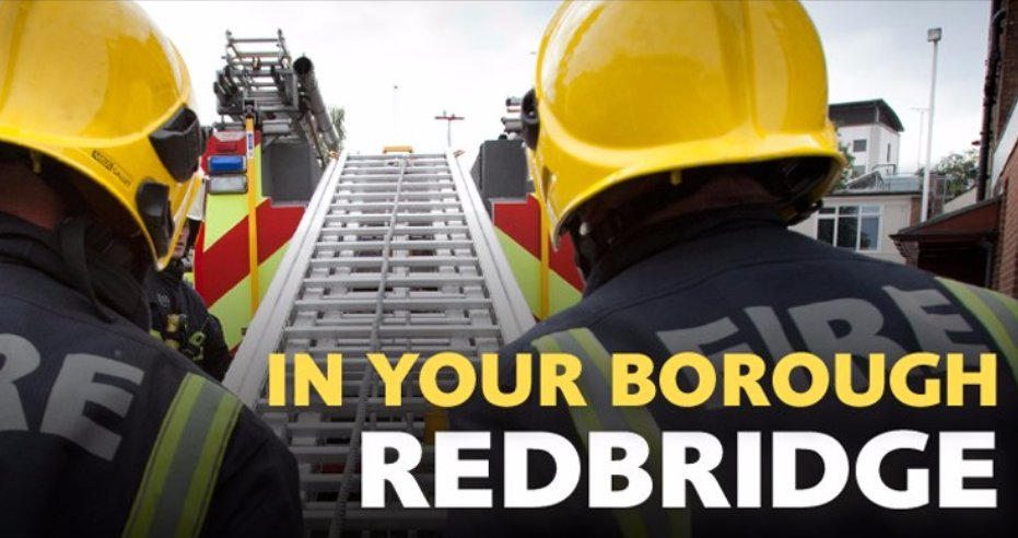Want to know what firefighters are up to in #Hainault, #Woodford & #Ilford then follow @LfbRedbridge
