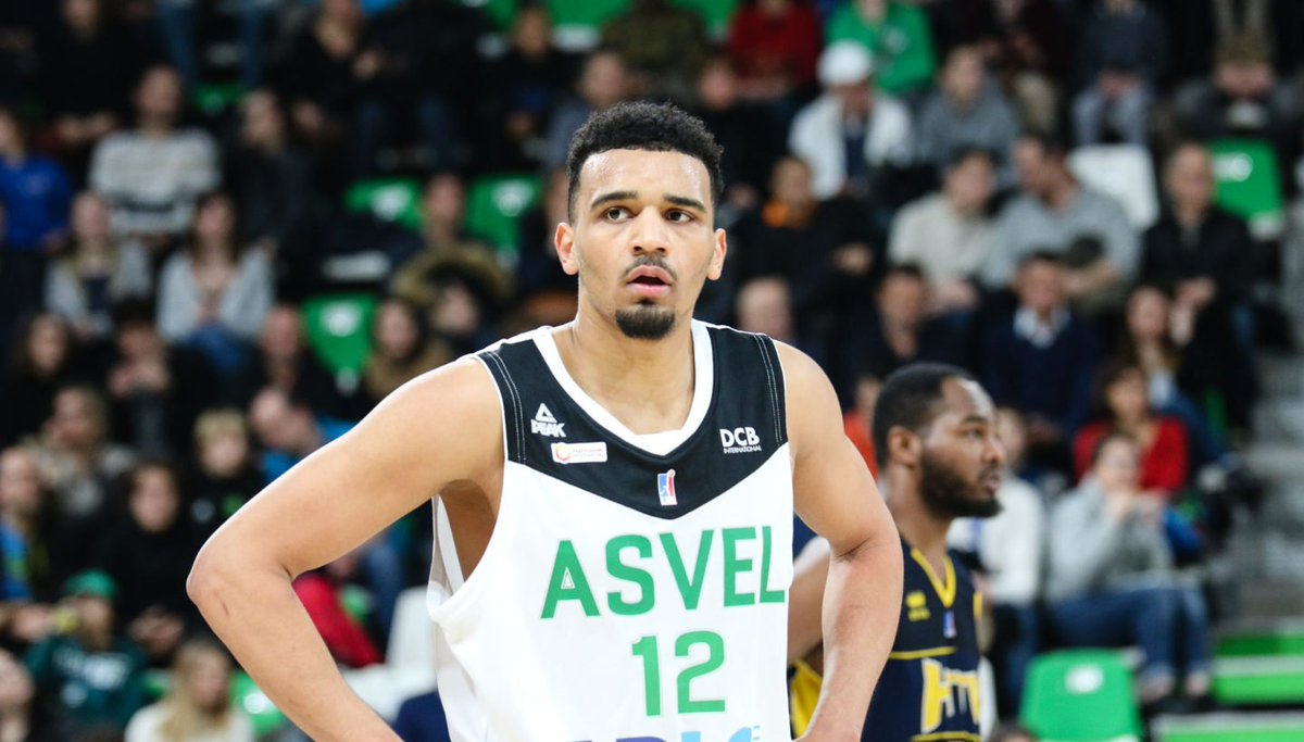 ASVEL Basket's photo on Blois