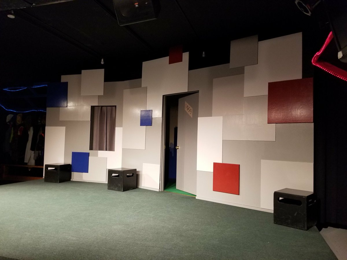 Out with the old and in with the new! Have you seen our wall at The Arena? What do you think?! #homeinprovement #cszbuffalo25 #buffalotheatredistrict #TAB