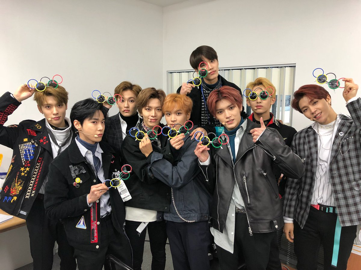 .@NCTsmtown_127 performing soon @pyeongc...