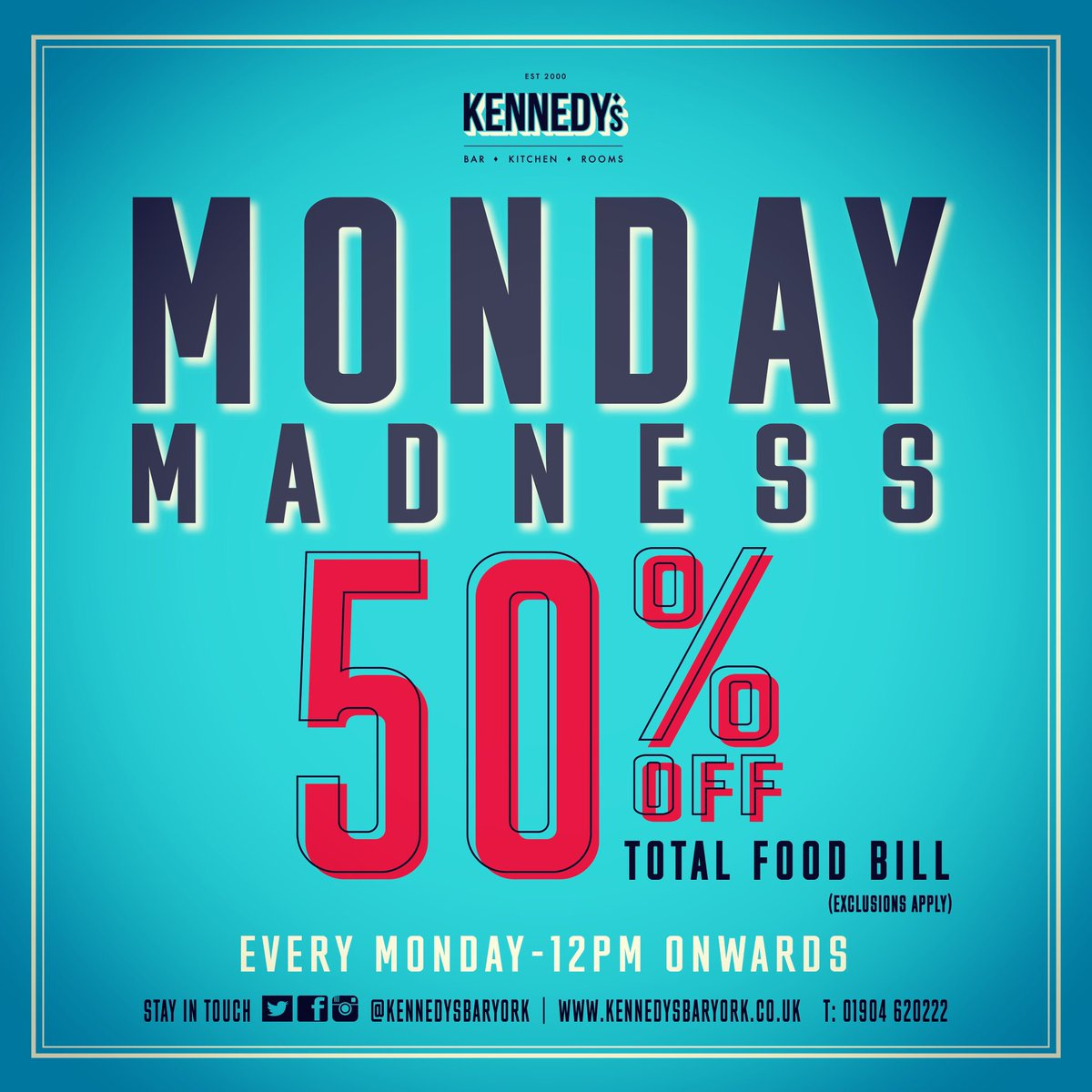 Kennedy\'s Bar & Rest (@Kennedysbaryork)   Twitter