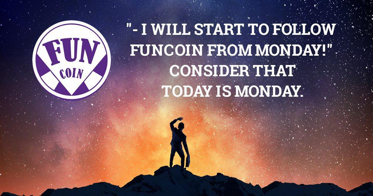 FUNC FunCoin coin