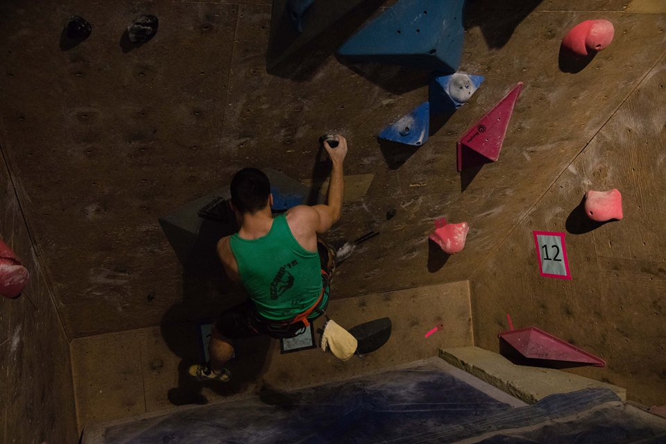 Bouldering at the boiler room youtube