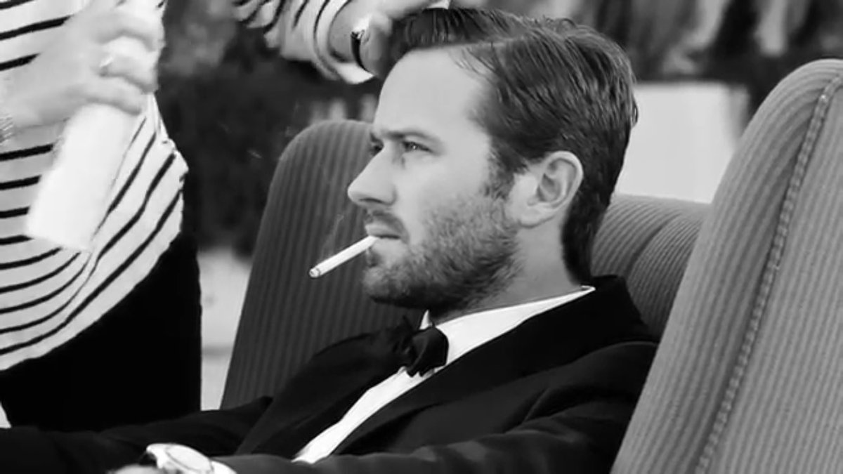 Armie Hammer Global On Twitter Bts Look From The Photoshoot With Lofficielusa For Their First Men Issue 1 3