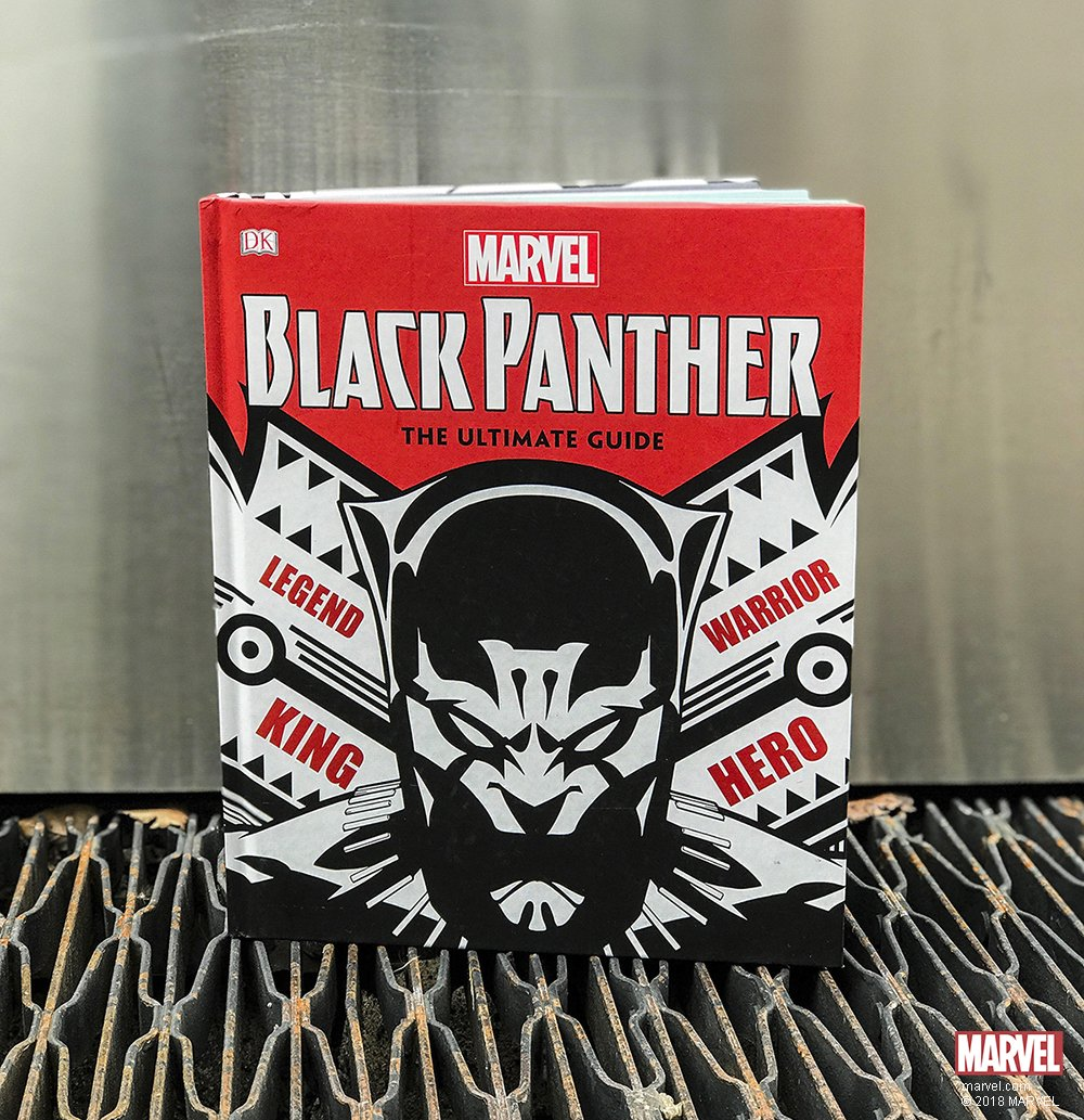 Its a jungle out there! Discover the incredible world of #Marvels #BlackPanther in our new Ultimate Guide. bit.ly/2Eg4m3b