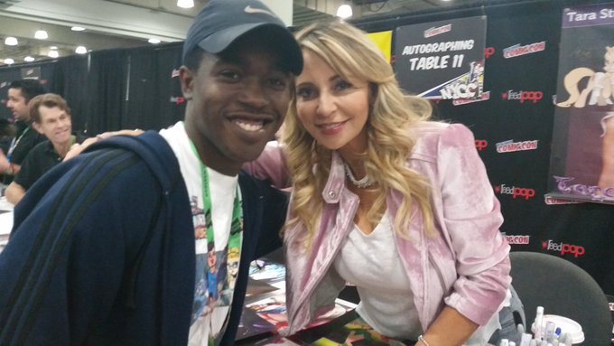 tara strong s birthday celebration happybday to