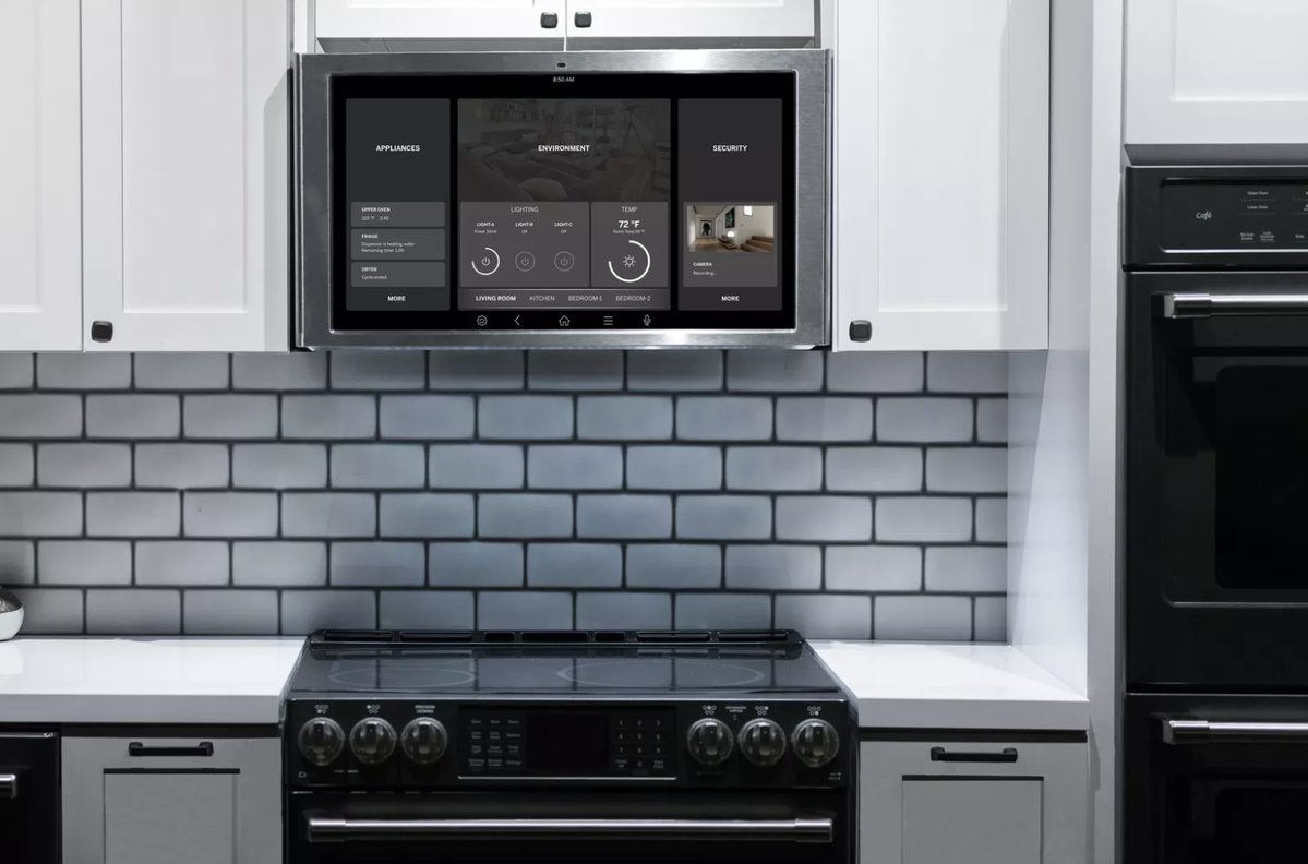 generalelectric u0027s latest kitchen appliance is a 27 inch tablet  what do you think of this innovation  http   bit ly 2nkyjet pic twitter com yqm1ytfxk8 k u0026n appliance sales   knsales    twitter  rh   twitter com