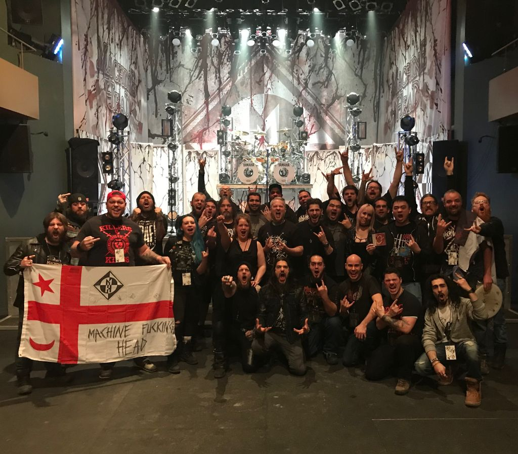 Montreal Platinum Soundcheck and VIP Mee...