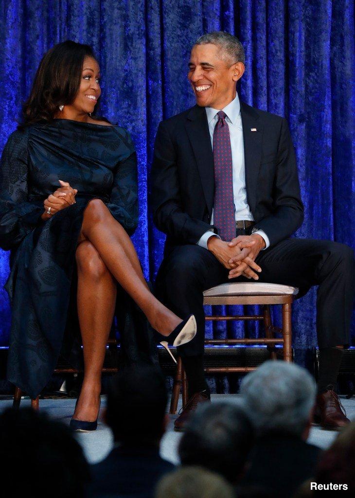 Evan McMurry's photo on The Obamas