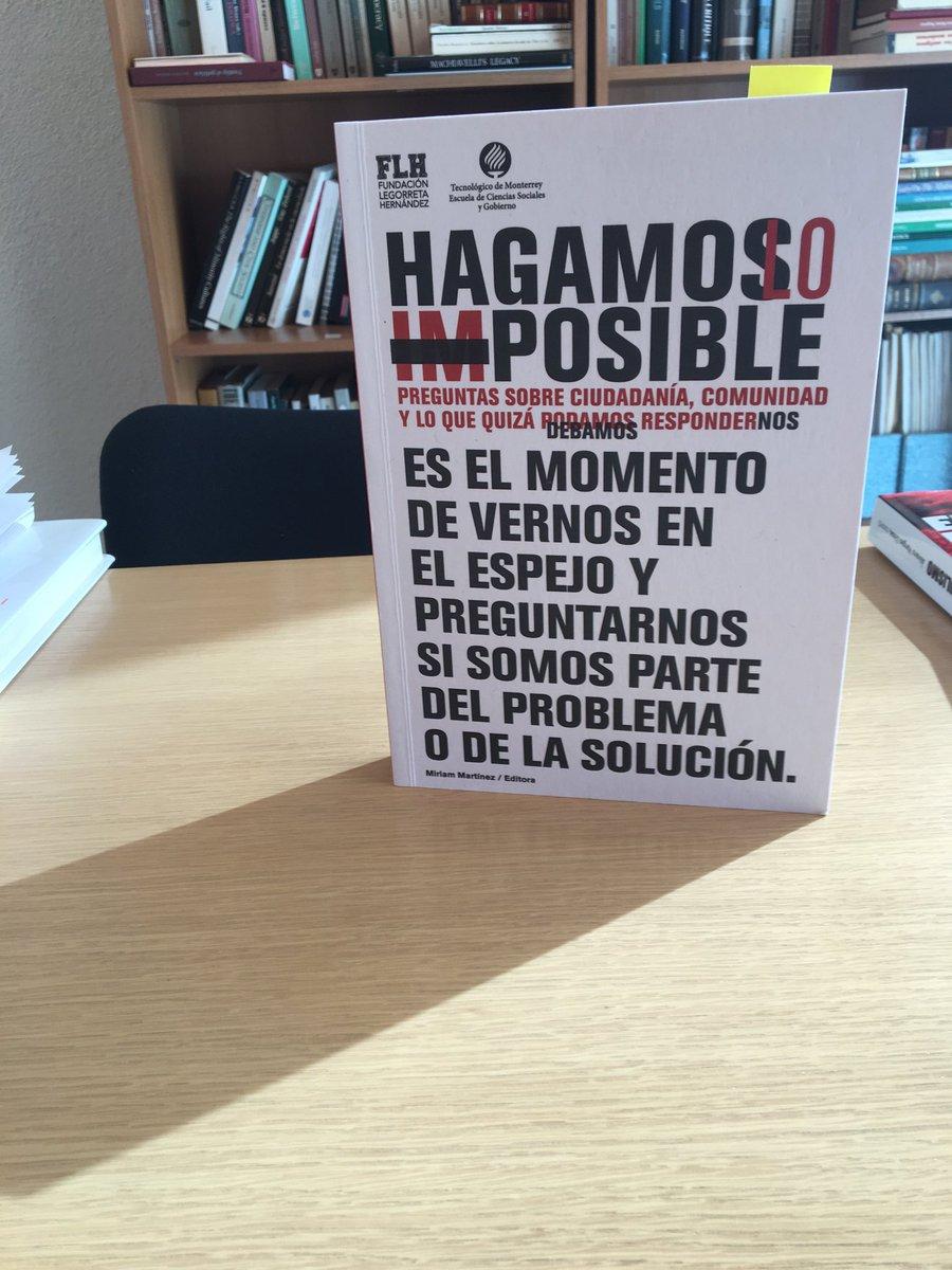 Hagámoslo posible / @a_legorreta @Alejan...