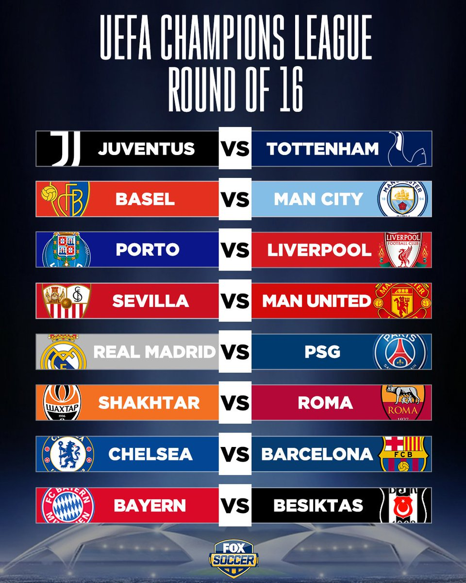 RT if youre excited for Champions League to be back 🙌🏼