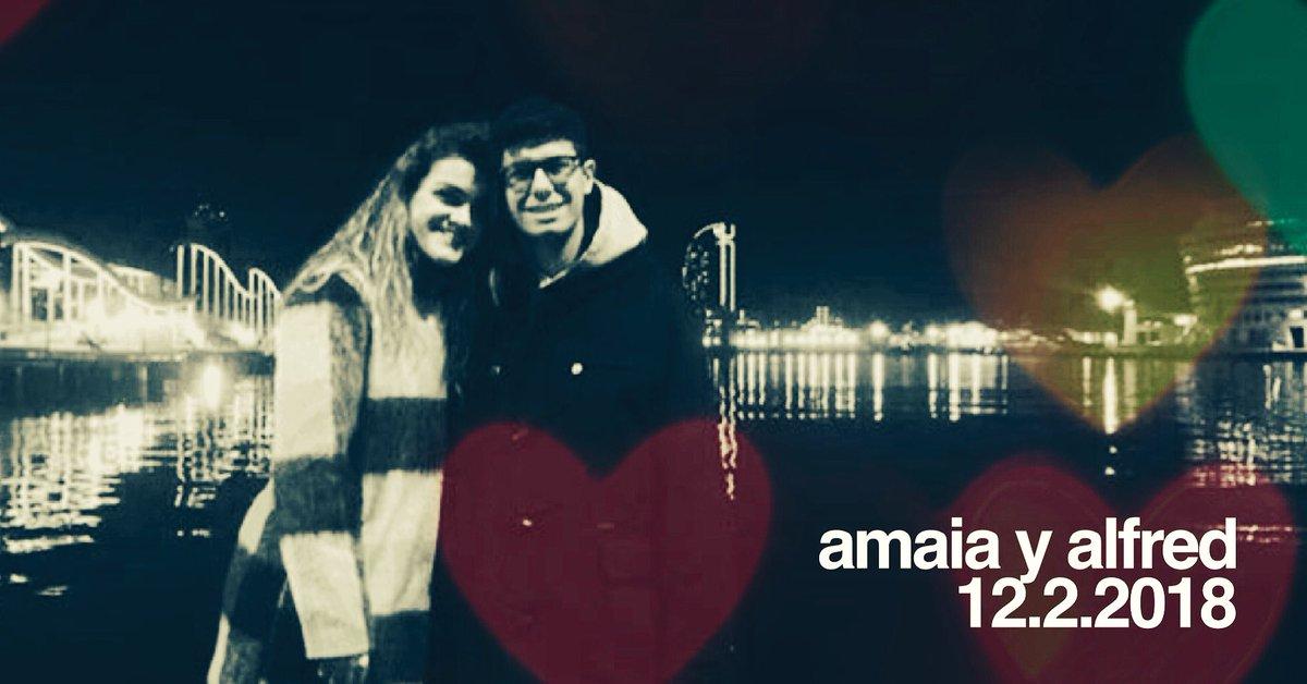 PostOT Hilo de momentos de Amaia y Alfre...