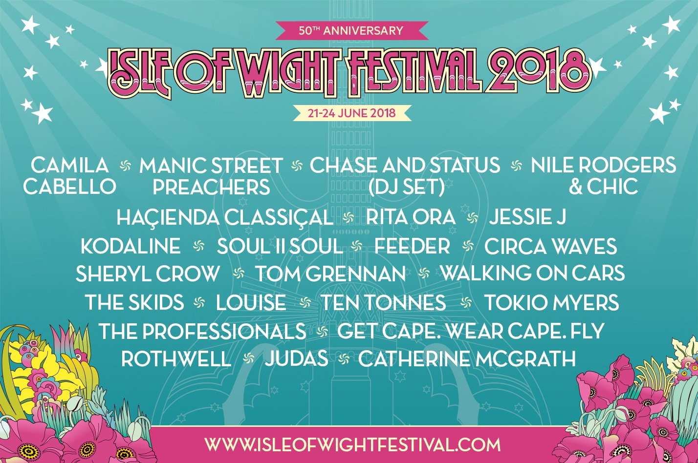 �� #IOW50 SEE YOU IN JUNE.  TICKETS ON SALE NOW �� https://t.co/u1XGGhLOgG �� https://t.co/EHnvo22zVR