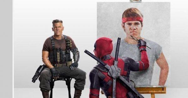 DEADPOOL 2: Ryan Reynolds Wishes Josh Brolin A HappyBirthday