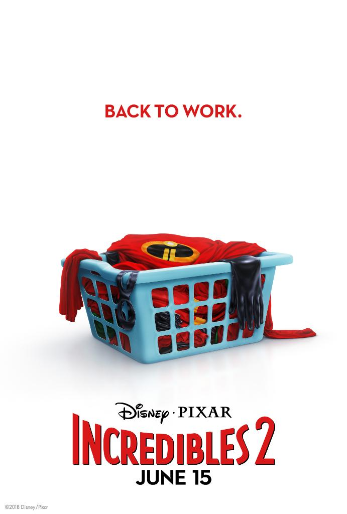 Don't mix your delicates with your indestructibles. #Incredibles2