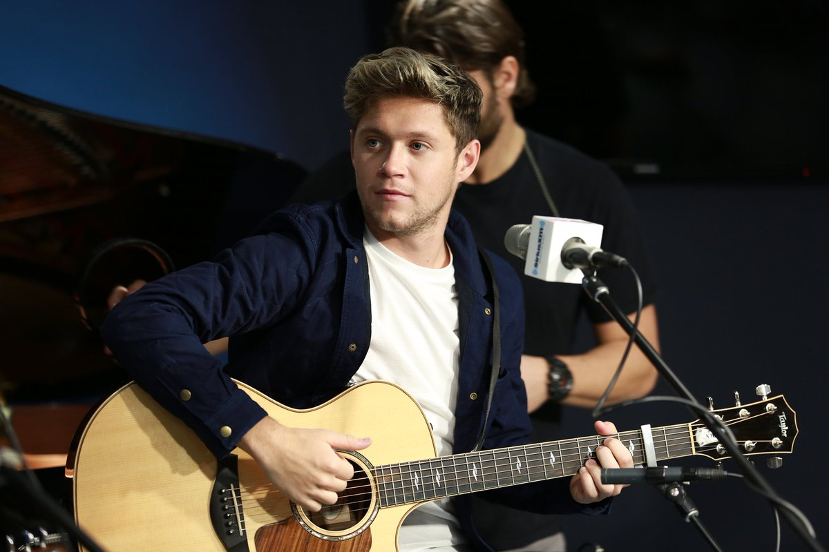 .@NiallOfficial has TWO songs on the #We...