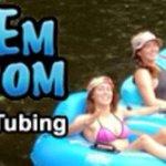 Image for the Tweet beginning: U-RENT-EM-CANOE Tubes • Canoes • Kayaks Rental