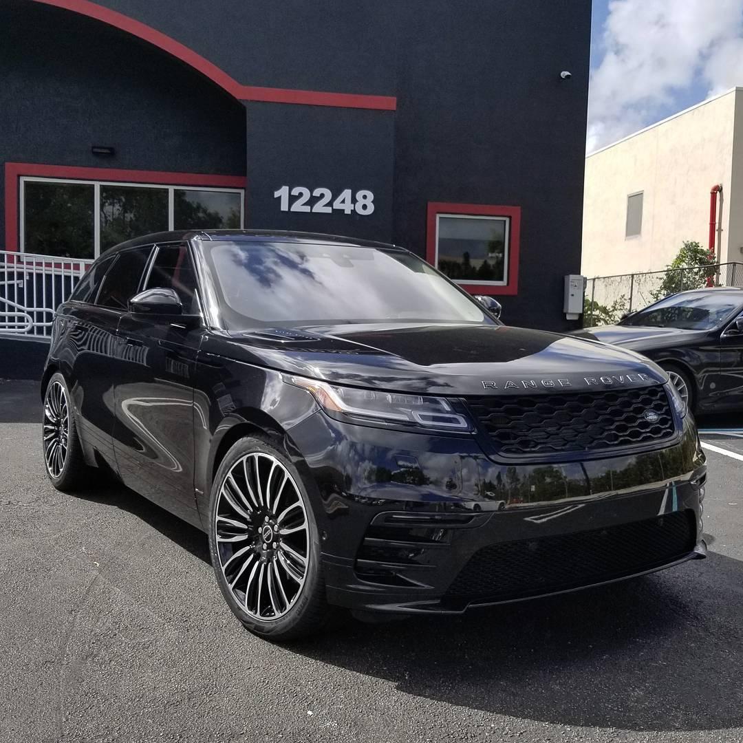 """Range Rover Velar Black Rangerover Cars Car Black: Alex Vega On Twitter: """"Range Rover Velar... All Blacked"""