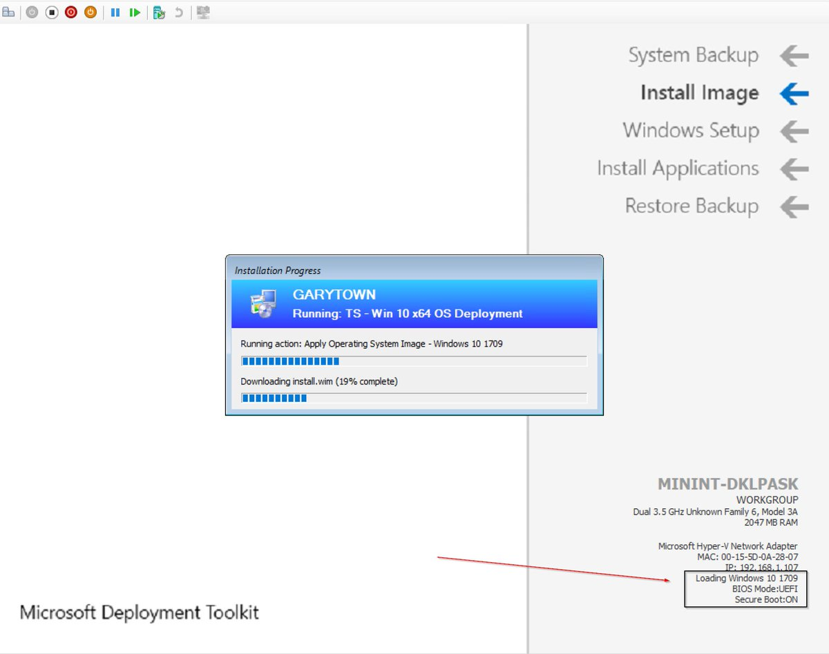 BGinfo Updating MDT Default Templates – GARYTOWN ConfigMgr Blog