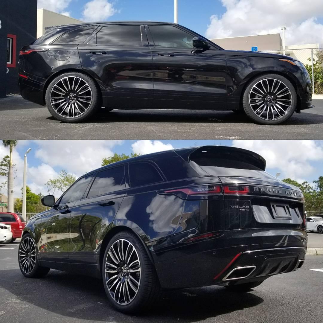 """Range Rover Velar Black Rangerover Cars Car Black: Alex Vega On Twitter: """"More Pictures Of This Range Rover"""