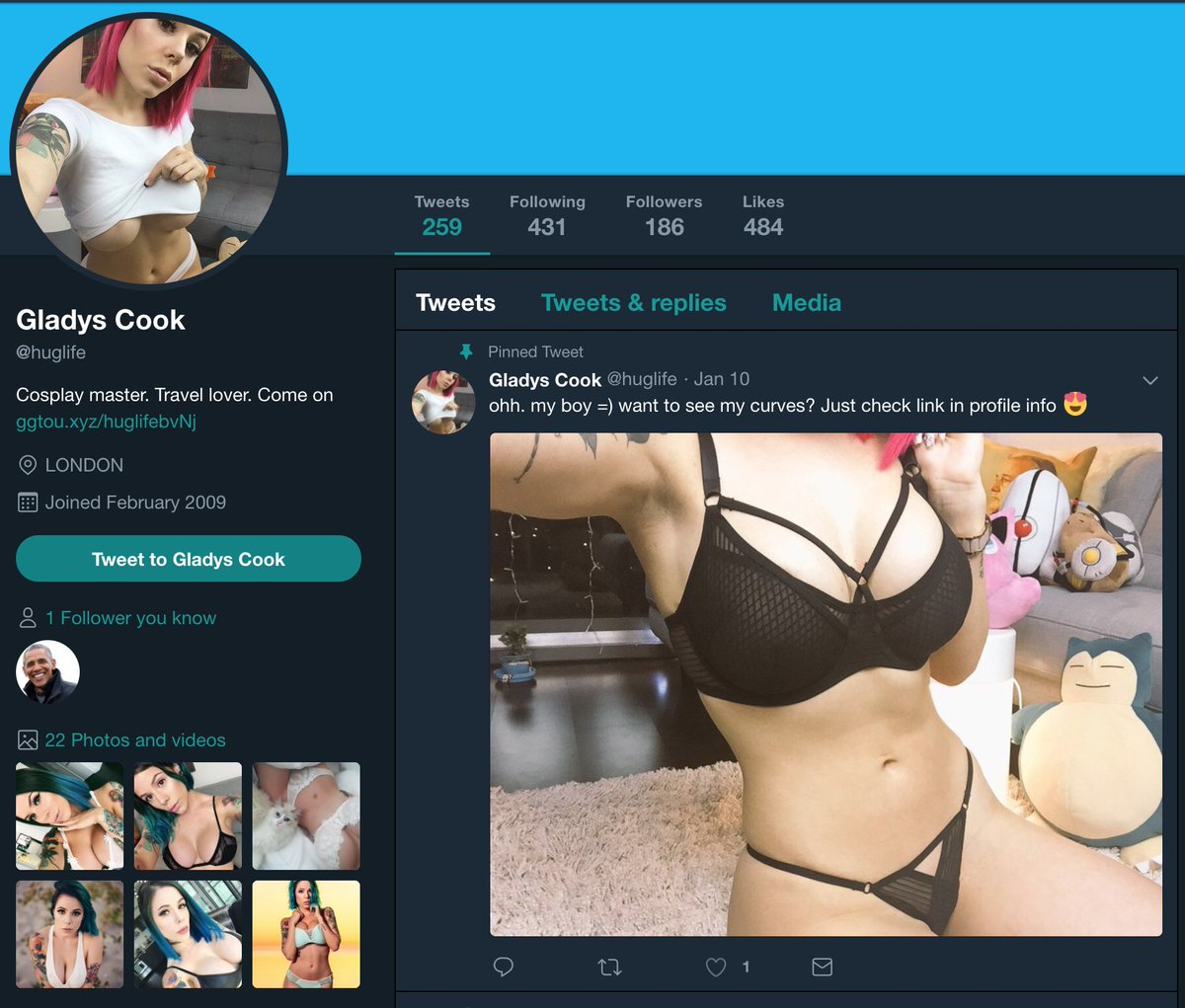 Barack Obama Porn barack obama is following a porn #twitter bot! : the_donald