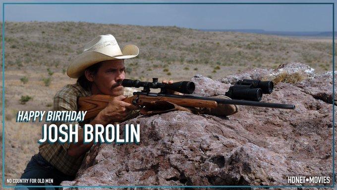 We want to wish Josh Brolin a very Happy Birthday today!