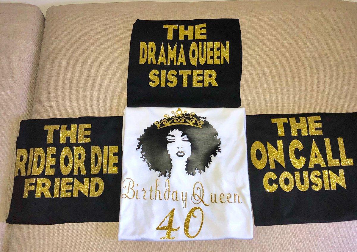 4c8e1edd5 ... Queen Shirts | Birthday Shirts | Women's Birthday Shirt  http://etsy.me/2EmVbxR #clothing #women #tshirt #black #birthday  #birthdaysquad #birthdayshirt ...