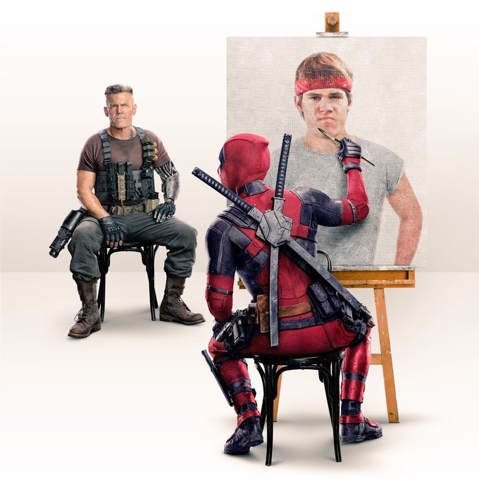 Happy birthday to Josh Brolin. Who s excited for