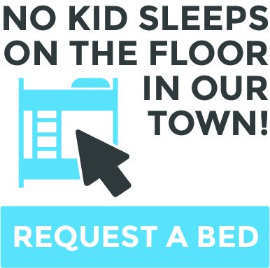 Request a free bed for your kids, or refer a family in need:    https://hubs.ly/H09wCq40
