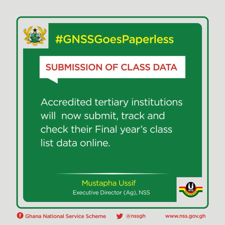 #GNSSGoesPaperless