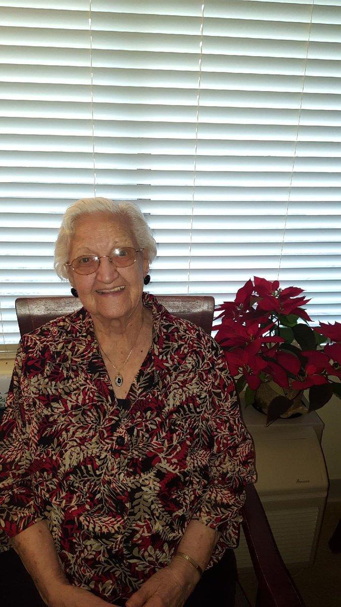 Happy 94th Birthday Allie Mae B! It is o...