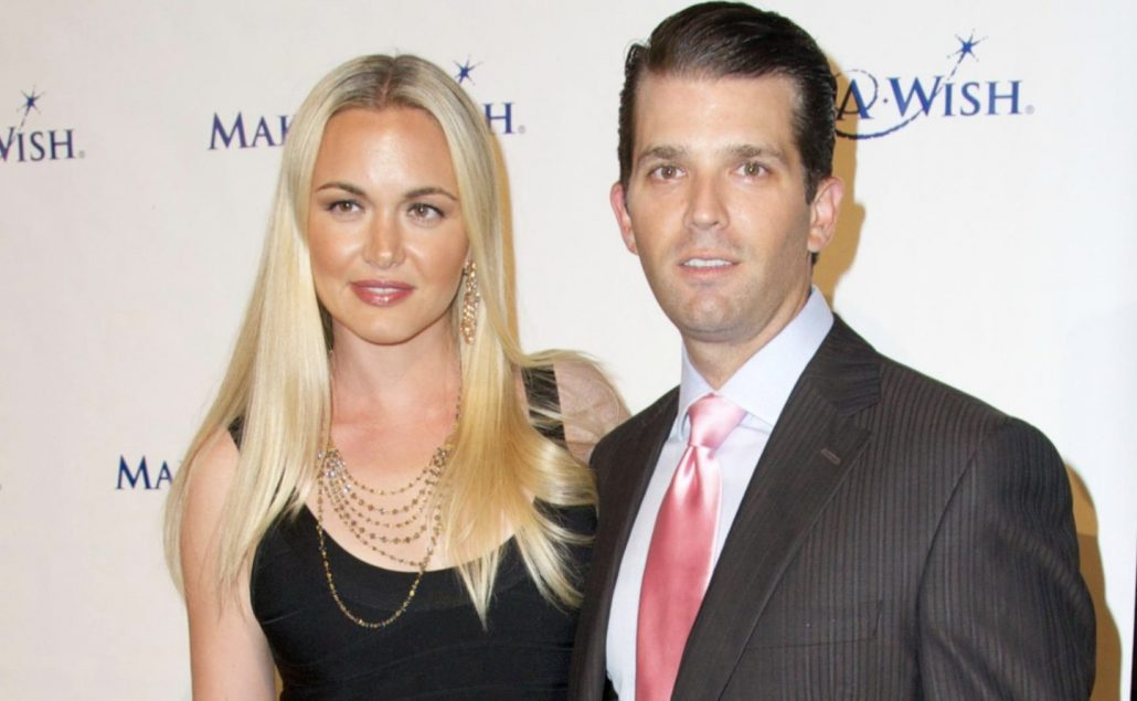 Donald Trump Jr.'s wife Vanessa hospitalized after opening letter with white substance