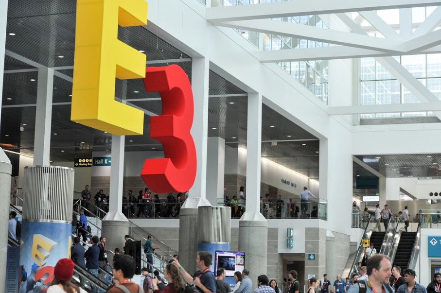 ICYMI: #E32018 gamer passes are on sale...