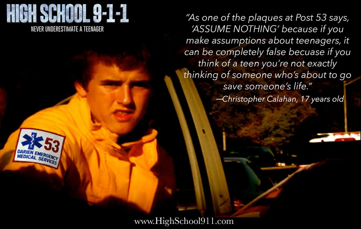 High School 9 1 1 On Twitter Movie Quote Of The Week Is From