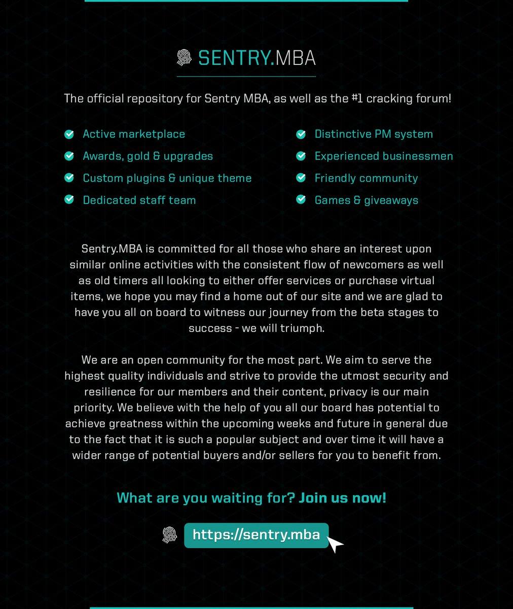 Sentry MBA (@Sentry_MBA)   Twitter
