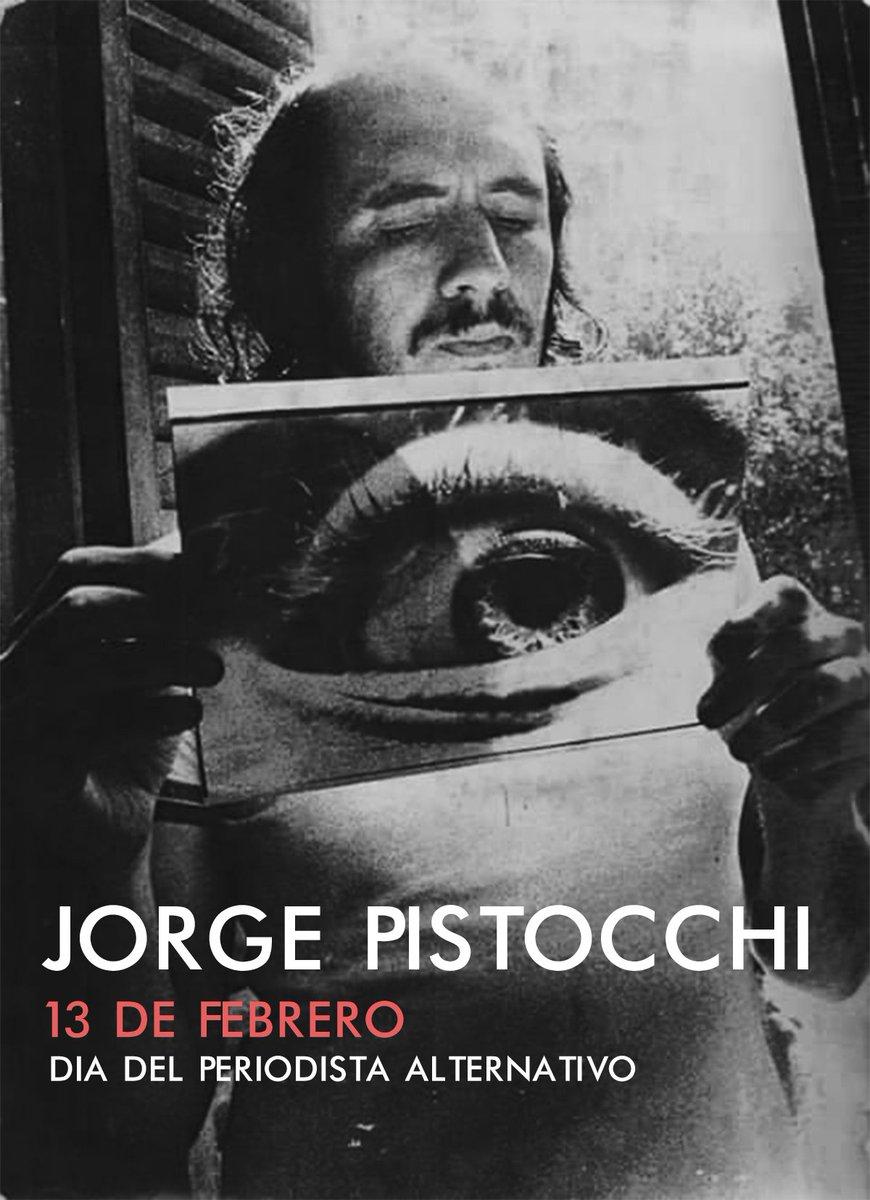Jorge Pistocchi,el último anarquista