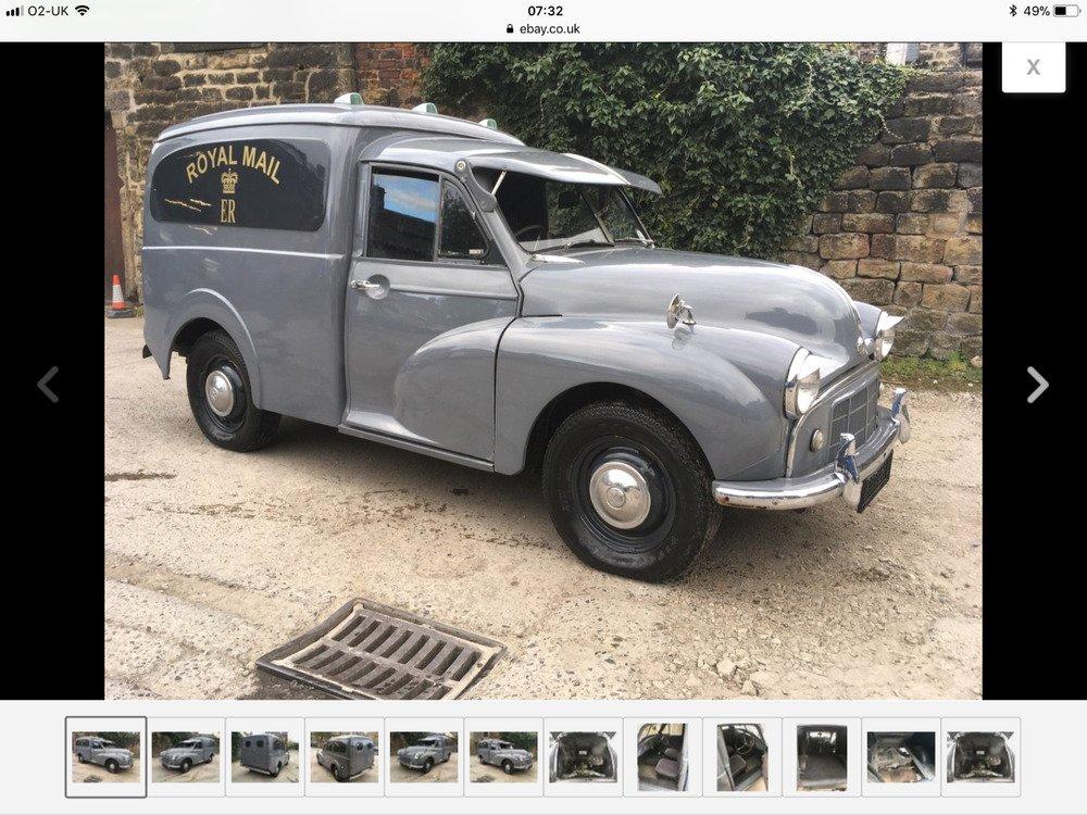 Uk Classic Cars On Twitter Ebay Morris Minor Van 1954 Split Screen Https T Co 6upcg0xxvk Classiccars Cars