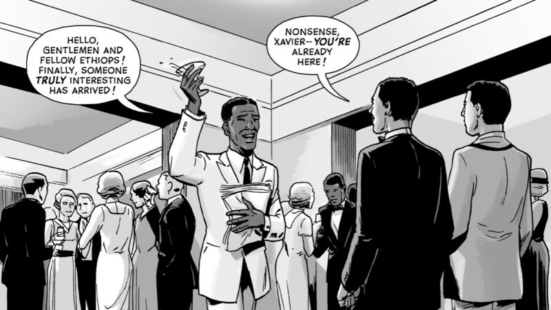 mat johnsons incognegro analysis Incognegro is a black-and-white graphic novel written by mat johnson with art by warren pleece it was published by dc comics imprint vertigo.