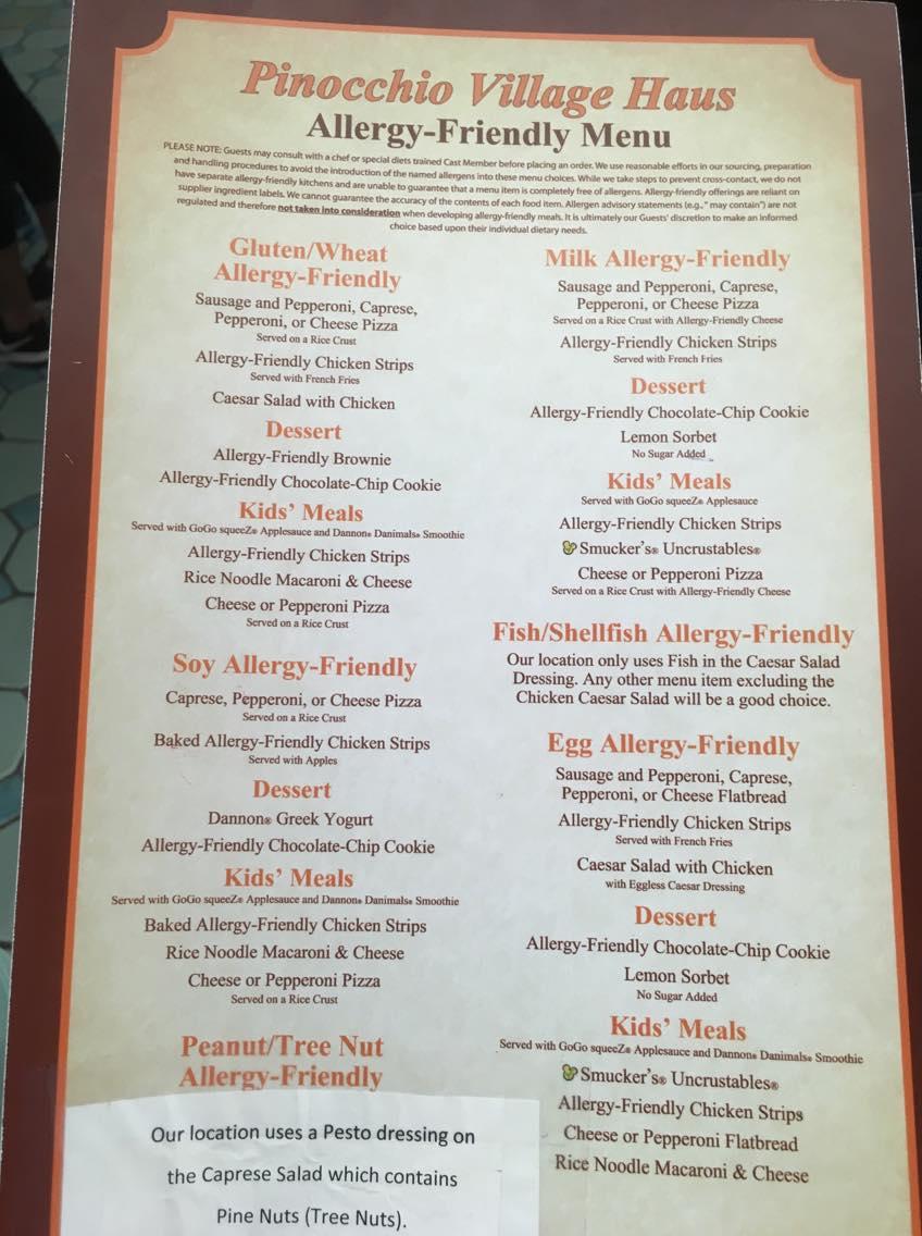 California Pizza Kitchen Allergy Menu - Best Home Interior •