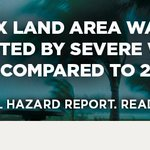 Wind activity skyrocketed this year, largely as a result of Irma and Harvey. Get swept away by the CoreLogic Natural Hazard report to learn more. Read it now: https://t.co/Uc0iJRRXqK