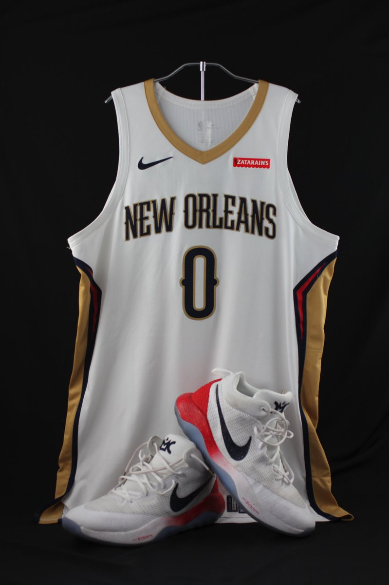 quality design 1556d bab78 DeMarcus Cousins' Jersey Hangs in the Naismith Basketball ...