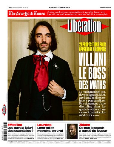 Christian Delporte's photo on Villani