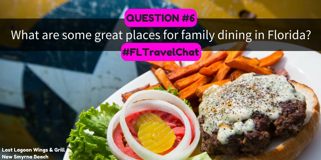 Q6: What are some great places for famil...