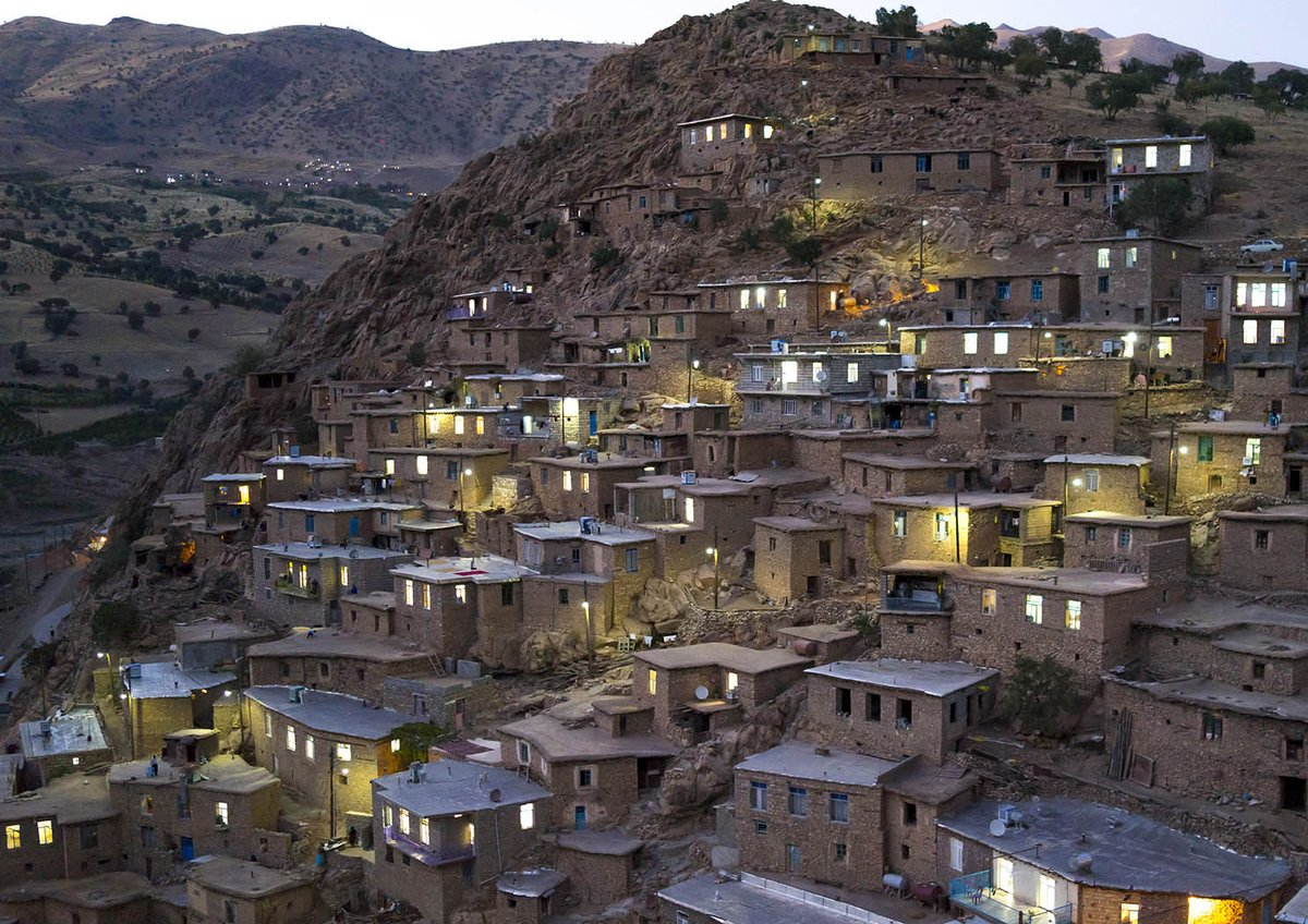 """شاهو القرةداغي ar Twitter: """"منطقة (هورامان) أو (اورامان) في كردستان إيران… """""""